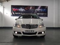 MERCEDES A CLASS A180 CDI AVANTGARDE SE White Auto Diesel, 2012