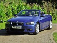 BMW 3 Series 320i 2.0 Msport PETROL MANUAL 2008/08