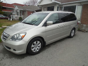 2007 Honda Odyssey EX Minivan, Van