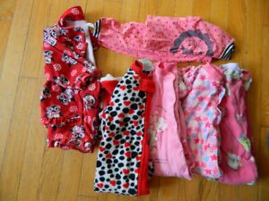 girl's clothes 18 months