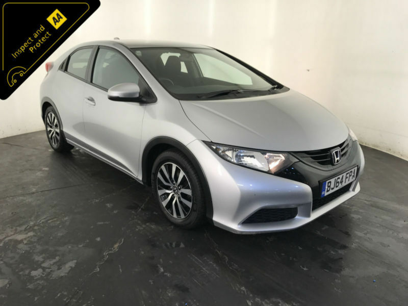 2014 64 HONDA CIVIC I-DTEC S DIESEL 1 OWNER SERVICE HISTORY FINANCE PX