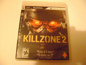 Killzone 2 for PS3