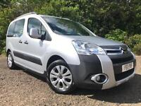 *12 MTHS WARRANTY*2011(11)CITROEN BERLINGO MULTISPACE 1.6 HDI XTR*66K*