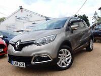 2014 14 Renault Captur 1.5 dCi Dynamique 5dr (start/stop, MediaNav) - rac dealer