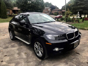 2012 BMW X6 SUV, Bumper to bumper extended warranty