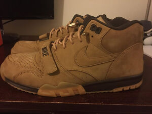 "Nike Air Trainer 1 Mid PRM QS ""Flax"" Size 11.5"