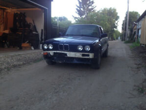1989 E30 project or parts car