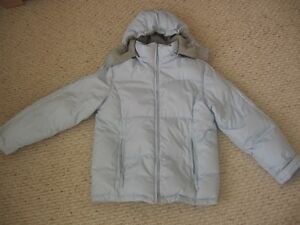 Ladies / Girls Down jacket - size S *Like New*