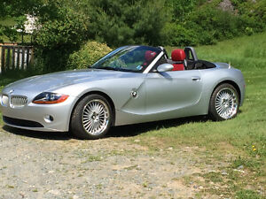 2003 BMW Z4 Coupe (2 door)