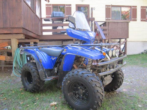Used 2000 Yamaha wolverine