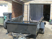 BRAND NEW 5' X 8' Landscape/Utility Trailer (Used Once)