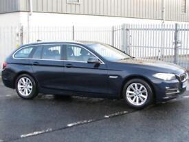 BMW 520d 2.0TD ( 184bhp ) Touring Automatic 2014MY d SE