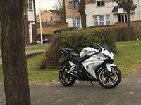 Yamaha r125 sports 2013