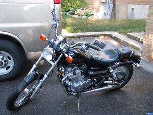 2006 HONDA CMX 250 REBEL  6900 Miles