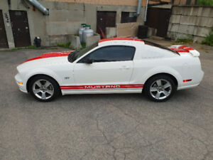 2006 Mustang GT Coupe Hardtop Ford Racing Exhaust CAI 21,800KM