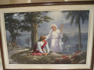 RELIGIOUS OIL PAINTING