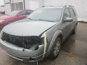 2008 FORD TAURUS X JUST ARRIVED FOR PARTS @ PICNSAVE WOODSTOCK!