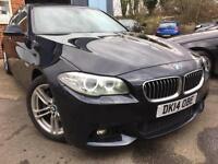 2014 BMW 5 Series 2.0 525d M Sport 4dr