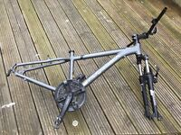 Ridgeback mountain bike 13inch
