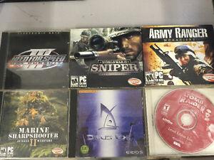 6 Classic Games