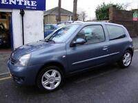 RENAULT CLIO 1.2 CAMPUS SPORT 2007/57 (Dynamique Extreme Expression)