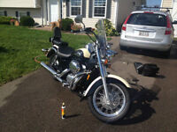 Further reduced price... 2001 Honda Shadow ACE 750!