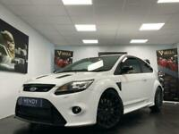 2010 Ford Focus RS 2.5 RS 3dr - Lux Pack 2 HATCHBACK Petrol Manual