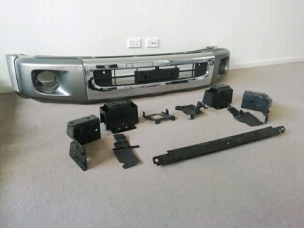 Toyota LandCruiser Front Bumper Essendon North Moonee Valley Preview