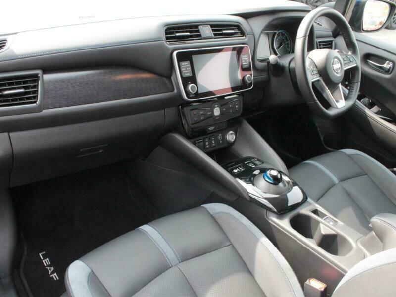 2021 Nissan Leaf 160kW e+ Tekna 62kWh 5dr Auto Hatchback Electric Automatic