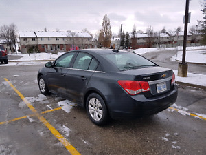 2016 Chevrolet Cruze LT Sedan lease takeover - Lots of KMS cheap