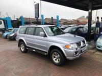 2006 Mitsubishi Shogun Sport 2.5 TD Trojan SUV 5dr Diesel Manual (278 g/km,