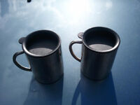 Stainless Steel Camp Cup (*2)