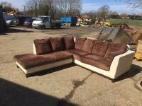 FREE SOFA OFFERED FOR IMMEDIATE COLLECTION!