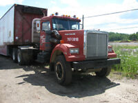 REDUCED  !!!       1980 WESTERN STAR TRACTOR