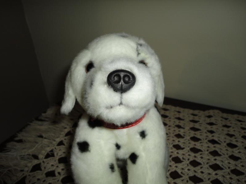 Keel Toys UK JASPER the DALMATIAN Dog