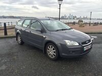 05 Ford Focus Estate 12 months MOT