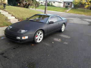 Awesome 300ZX TT