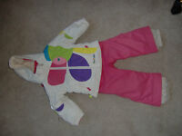 Obermeyer 2 Piece Ski Suit, 3T