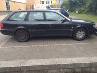 Audi A6 1995 M Reg Mark 1