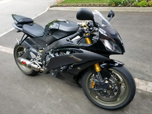 2008 Yamaha R6 Raven Champion Edition
