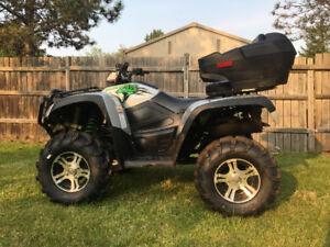 2009 ARCTIC CAT THUNDERCAT 1000 ATV BIG BORE !!!