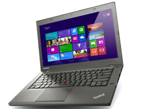 Lenovo Thinkpad T440 8GB RAM Win10 MSOffice2016 HD+ 1YR Warranty