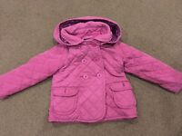 Little girl bundle 3-4 years coats, dress, tops, t-shirt, Gap, Ted baker, Next, Marks &Spencer...