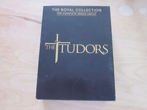 The Tudors : The Royal Collection (DVD)