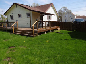 Cozy & Modern Bungalow for rent in Cobourg