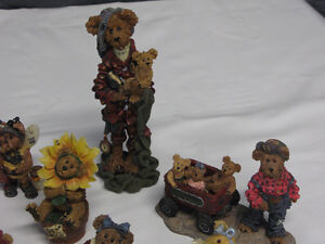 figurines oursons de collection ''Boyds bear and friends'' West Island Greater Montréal image 4