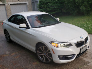 2015 BMW 228i SPORT/LEATHER PACKAGE