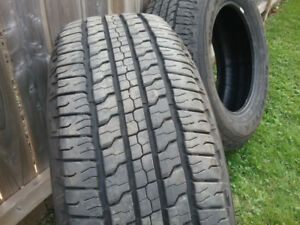 Set of 4 P265/65 R18 Goodyear Wrangler