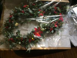 Christmas decorations/ gifts for the holidays.