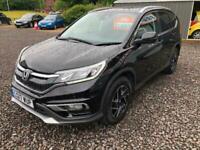 2017 Honda CRV SE + NAVI I-DTEC Estate DIESEL Manual